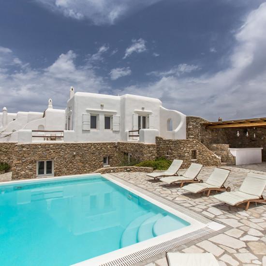 mykonos villa holidays