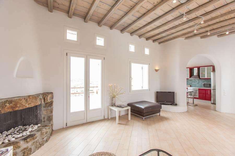 villa super paradise lounge