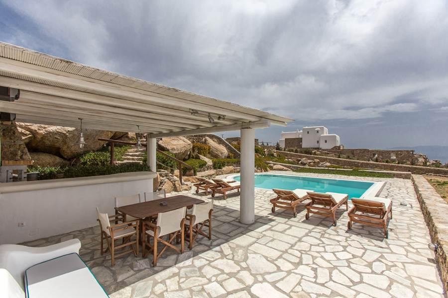 villa super paradise terrace