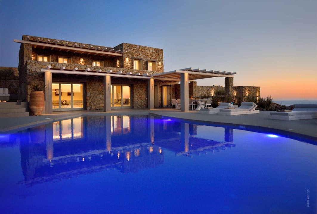 Mykonos Villa Holidays Mykonos Villas To Rent Mykonos