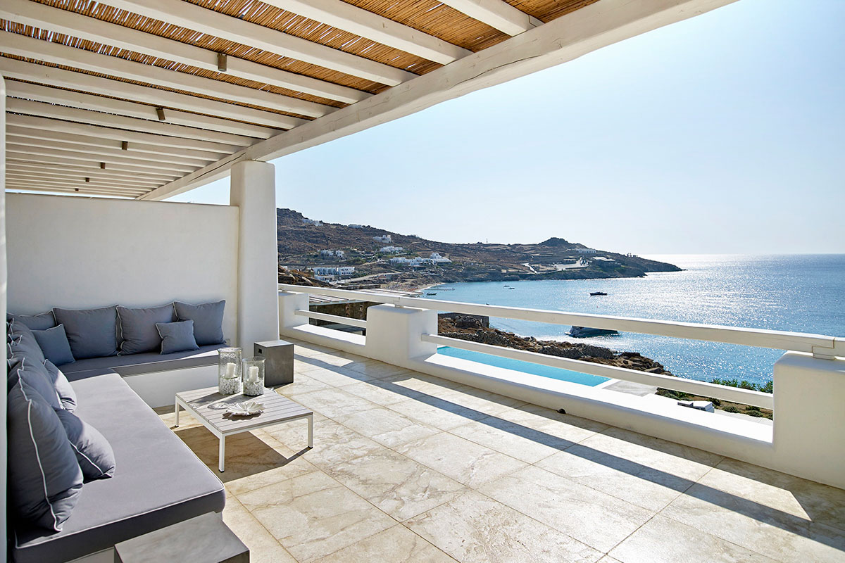 8 bedroomed villas mykonos