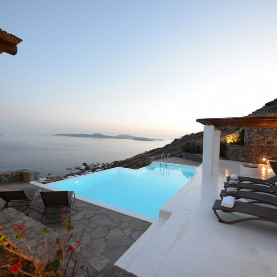 mykonos villas greece