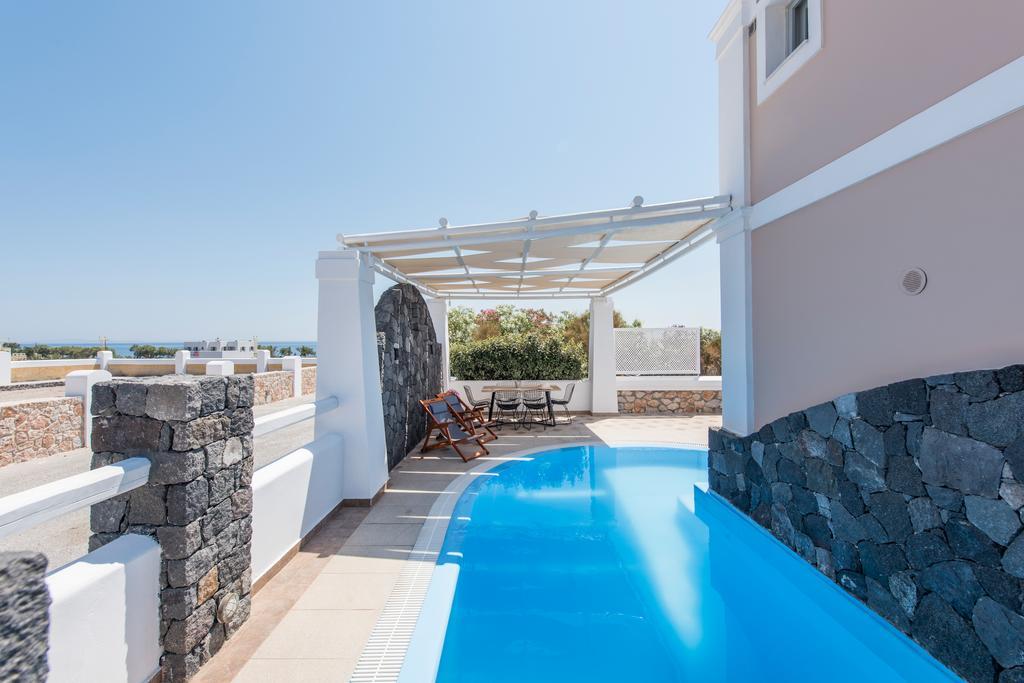 santorini villa holidays image
