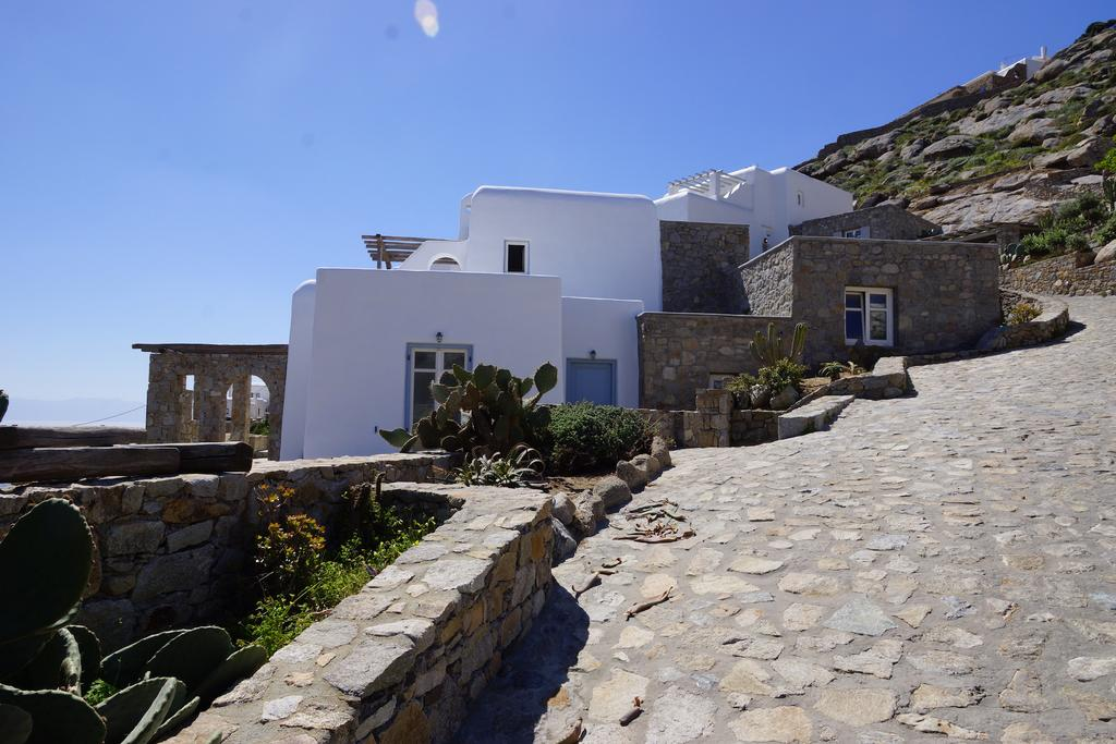 villa ammonite mykonos images