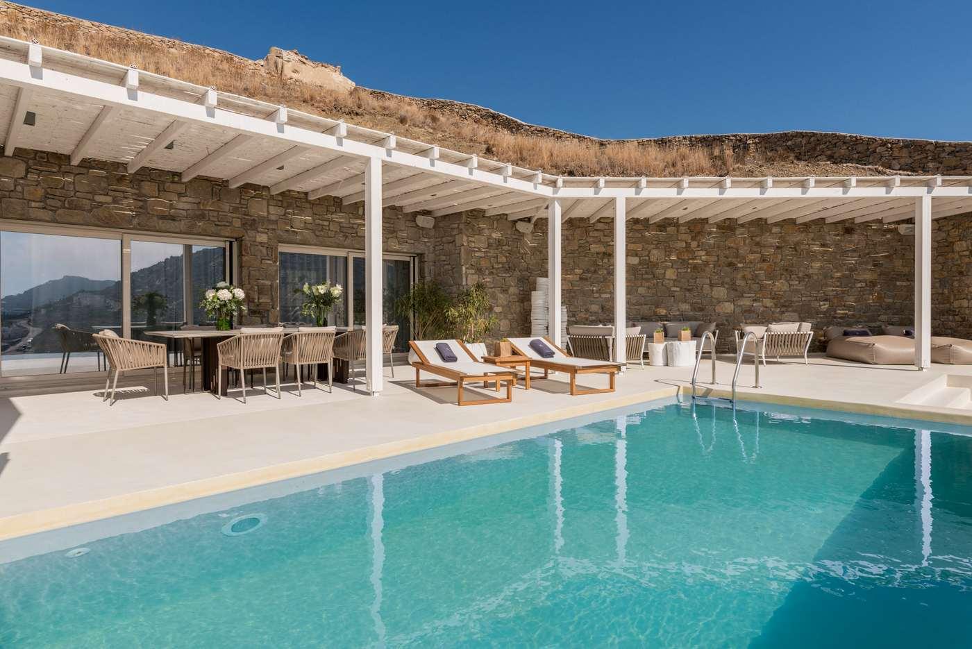 mykonos villa rentals