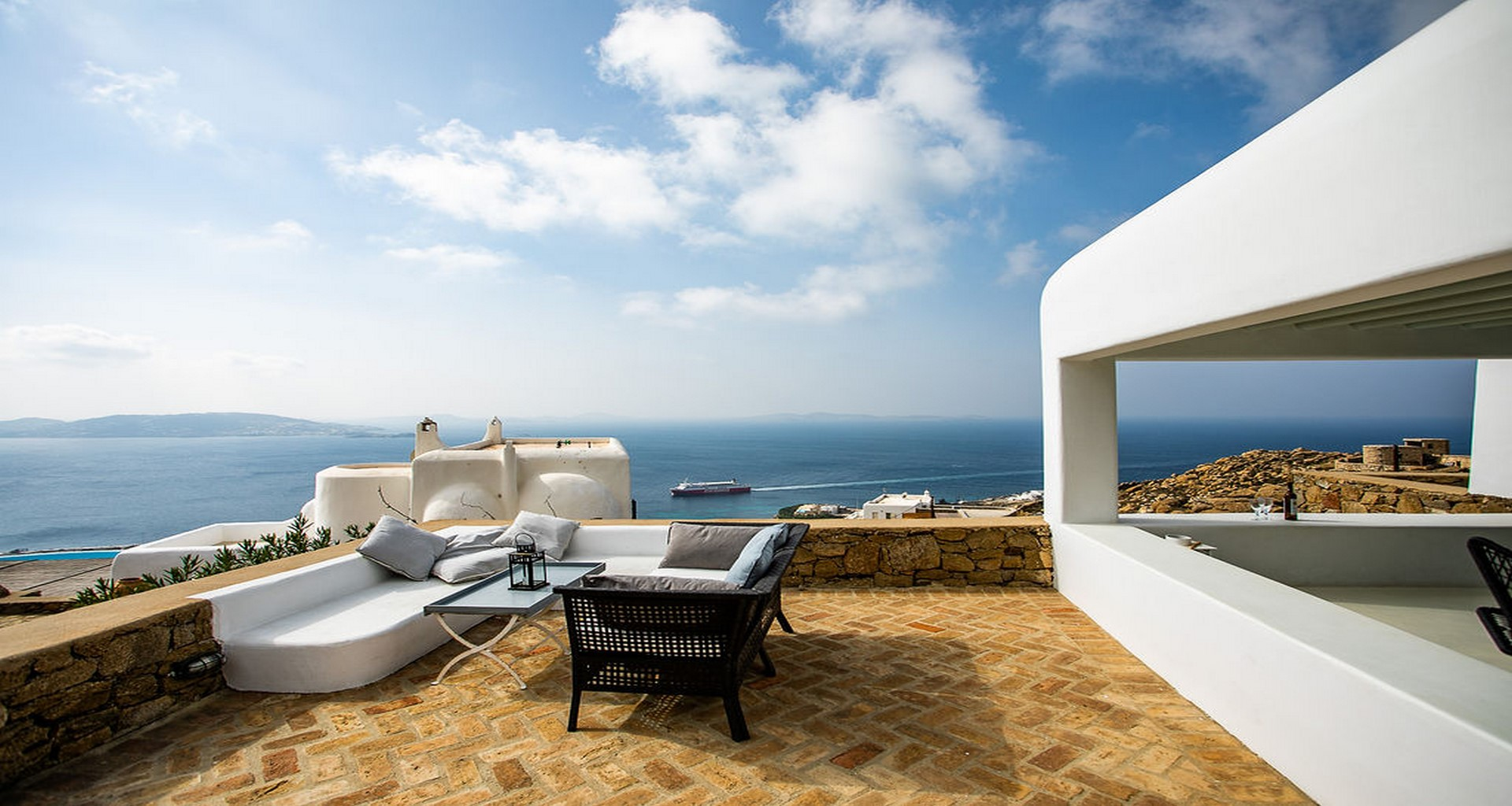 villa christopher mykonos