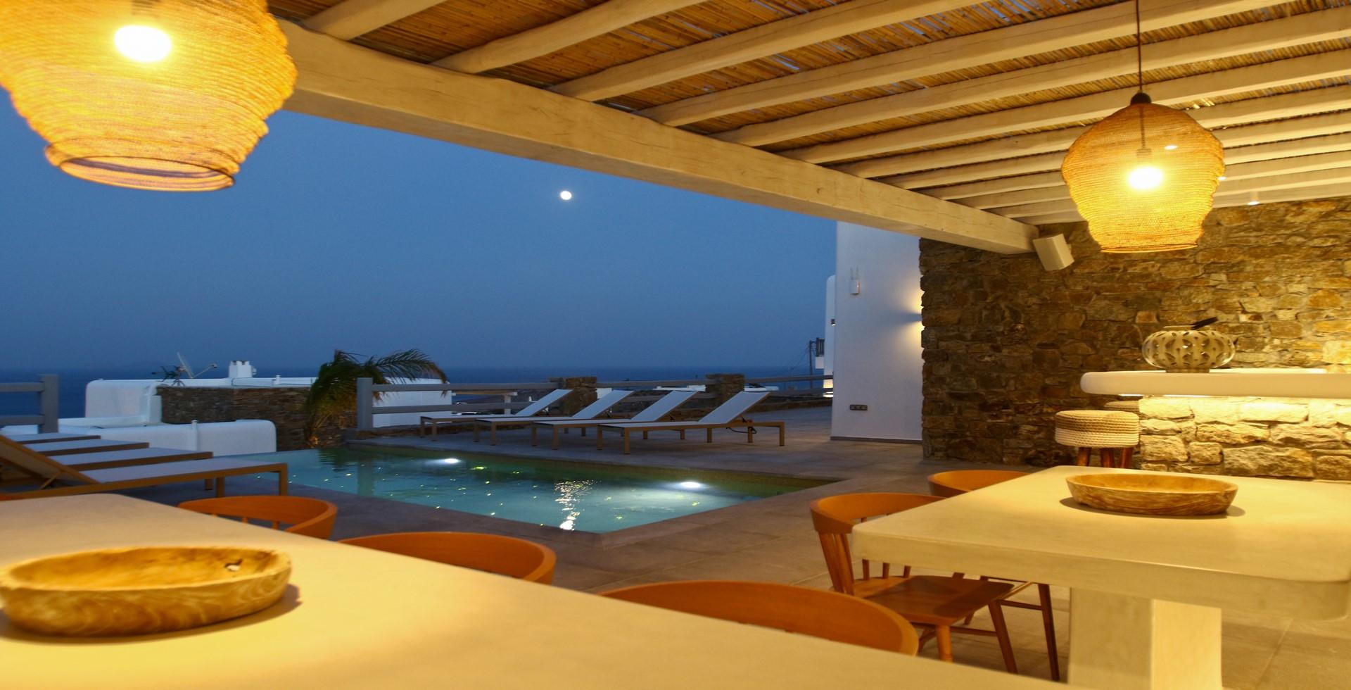 mykonos villas luxury