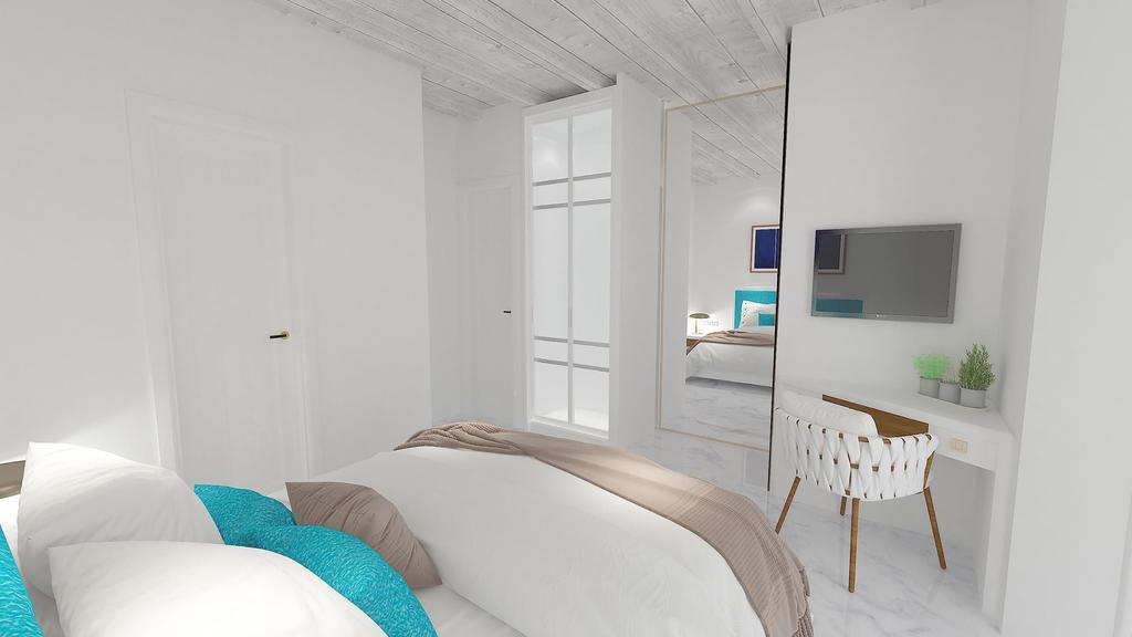 arcs boutique villas mykonos