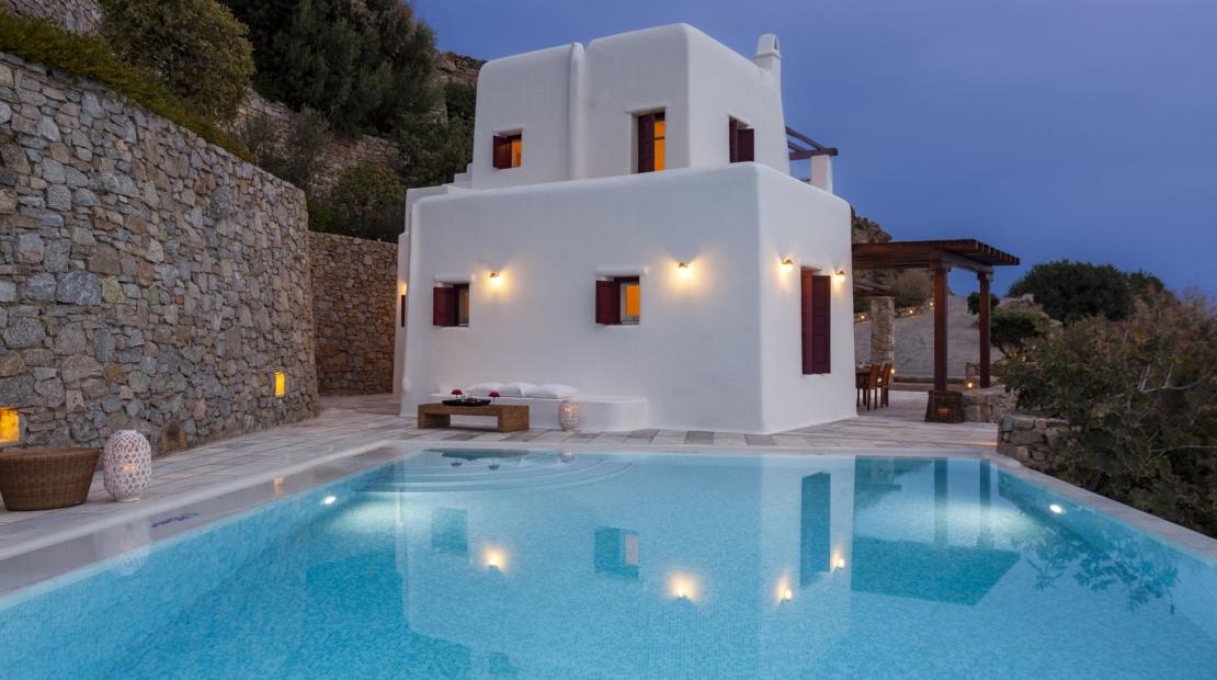 Villa irene Mykonos