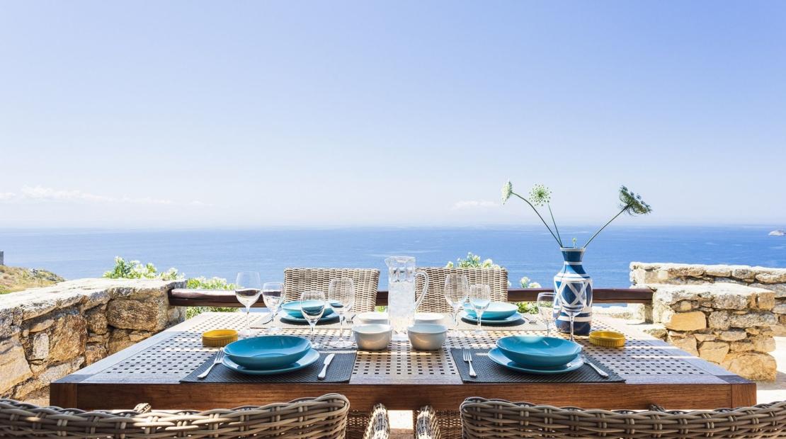 mykonos 2 bewdroom villas private pools