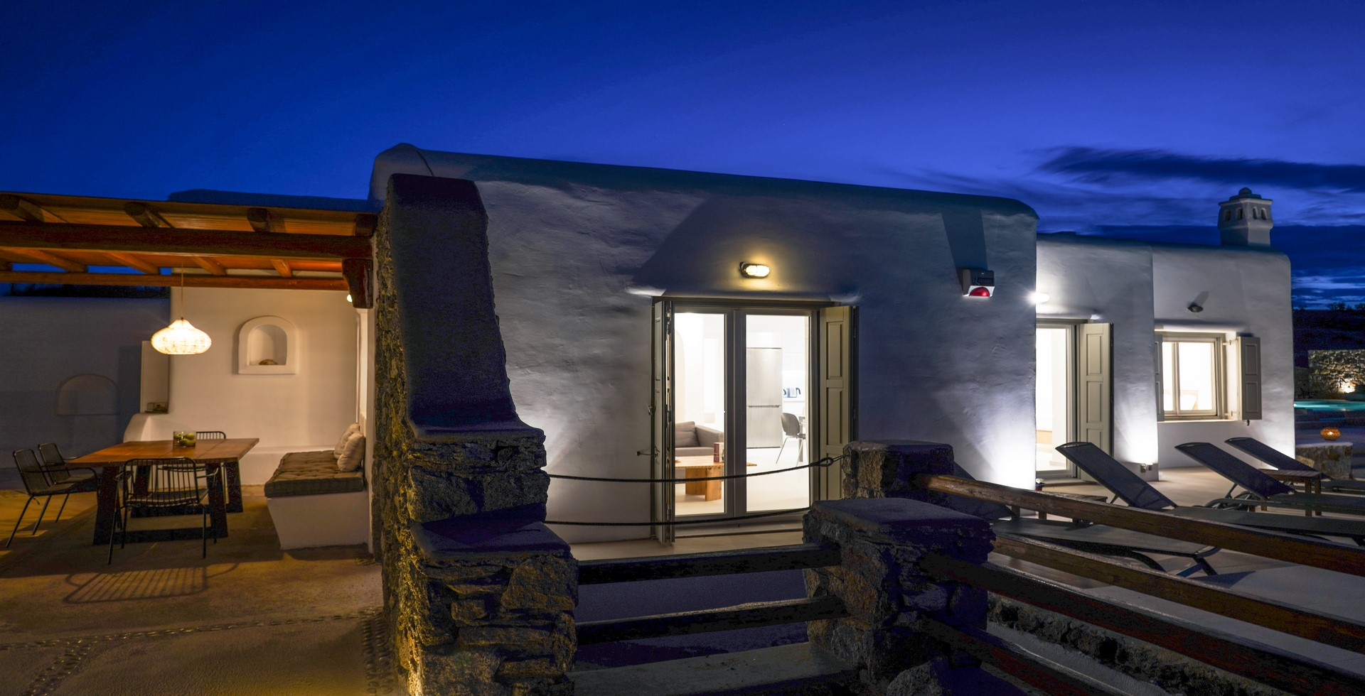 mykonos villa rental