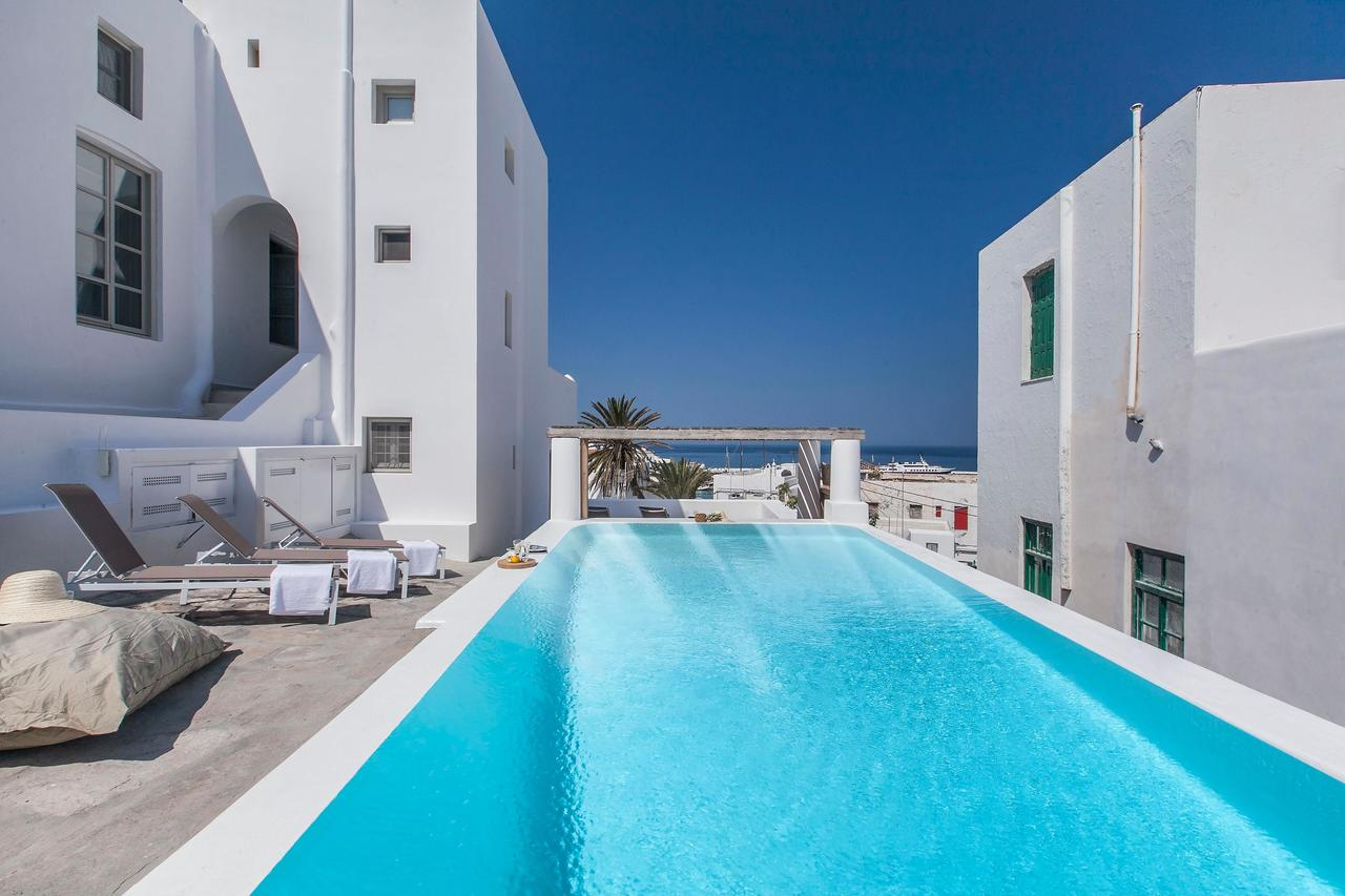 Mykonos Town Luxury Villas