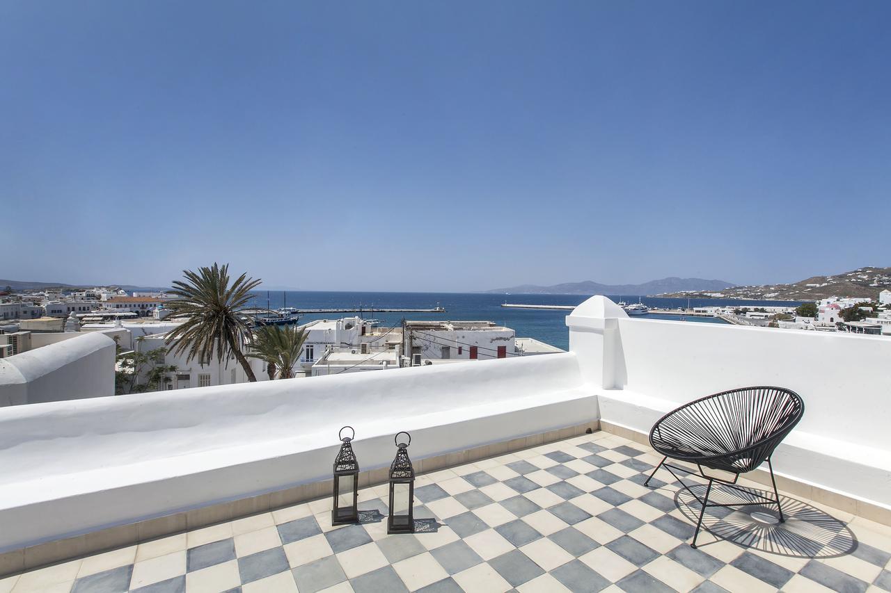 Mykonos Town Luxury Villas