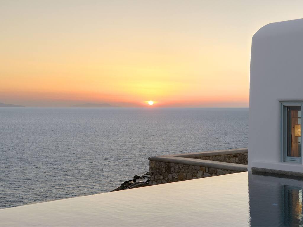 mykonos villas for rent