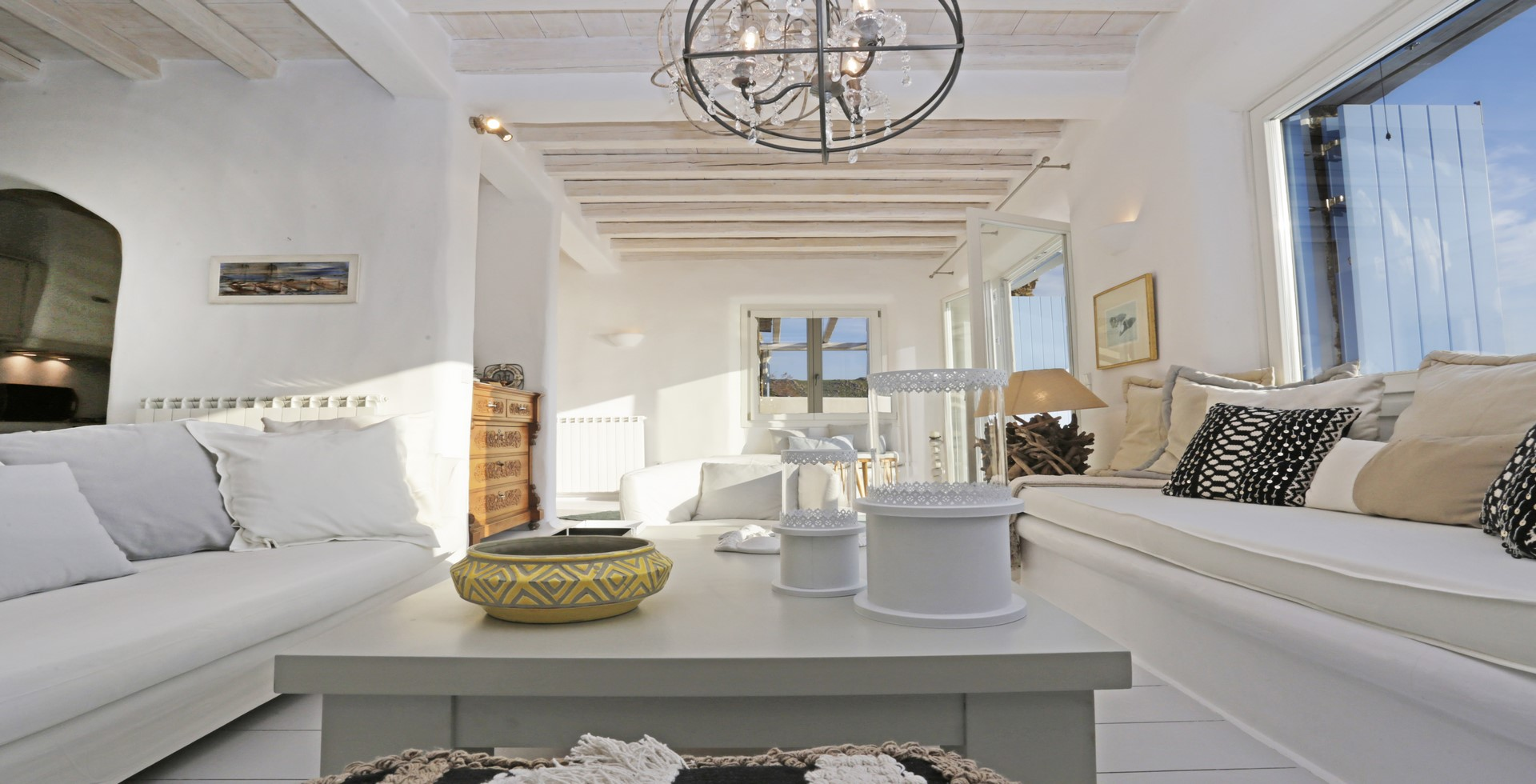 mykonos family villas