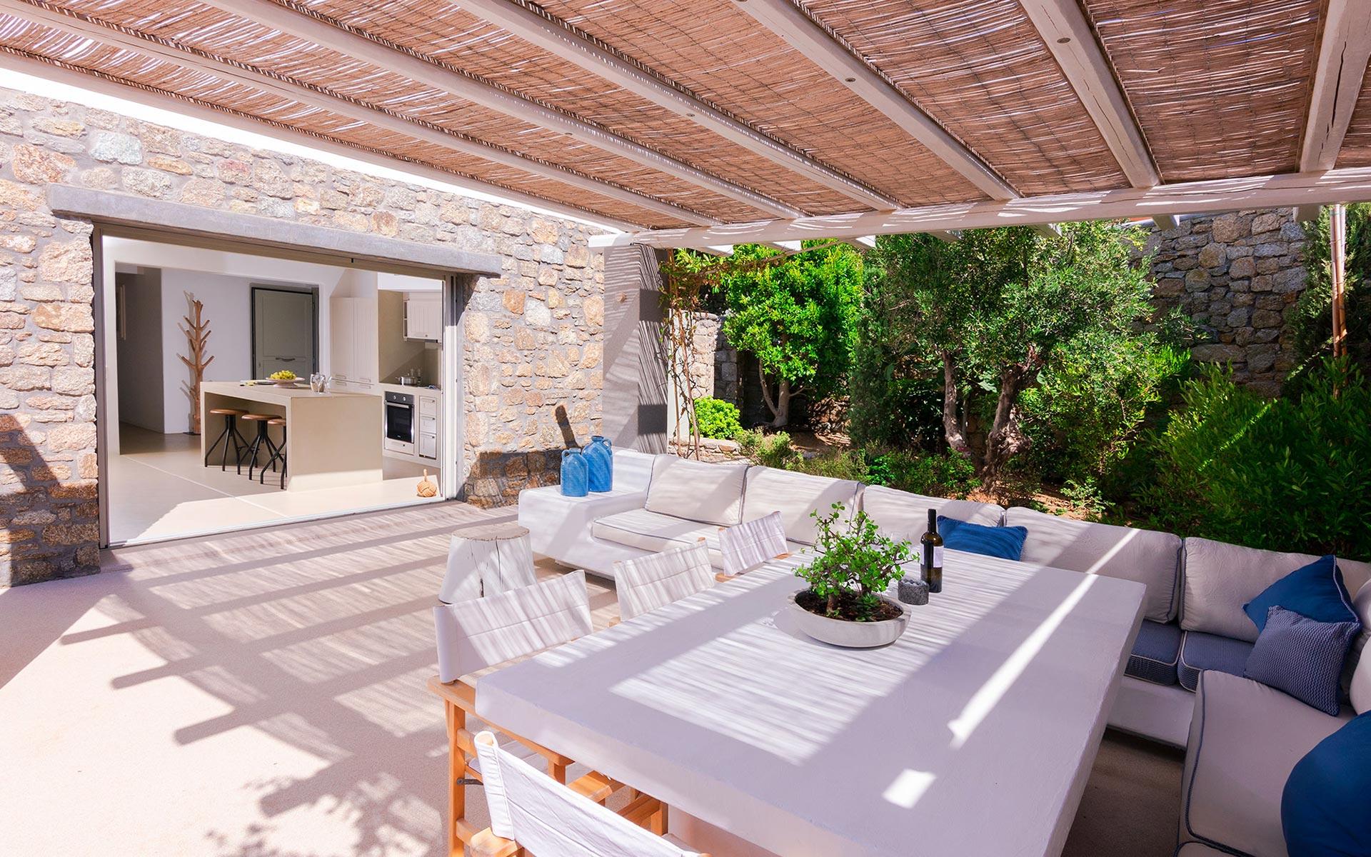 rocks villas mykonos