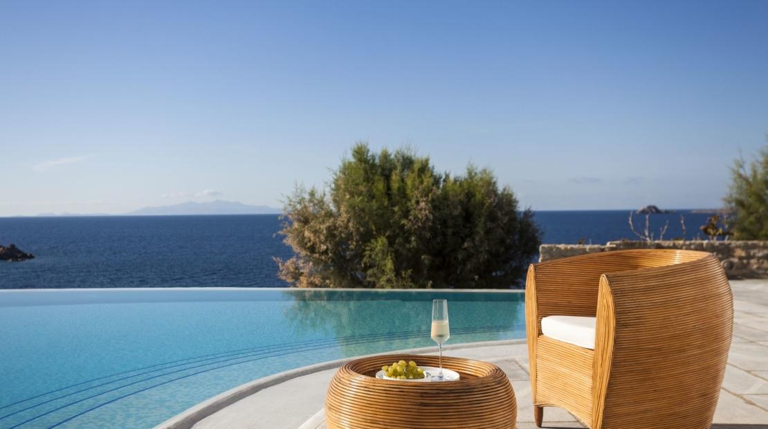 beach villas mykonos