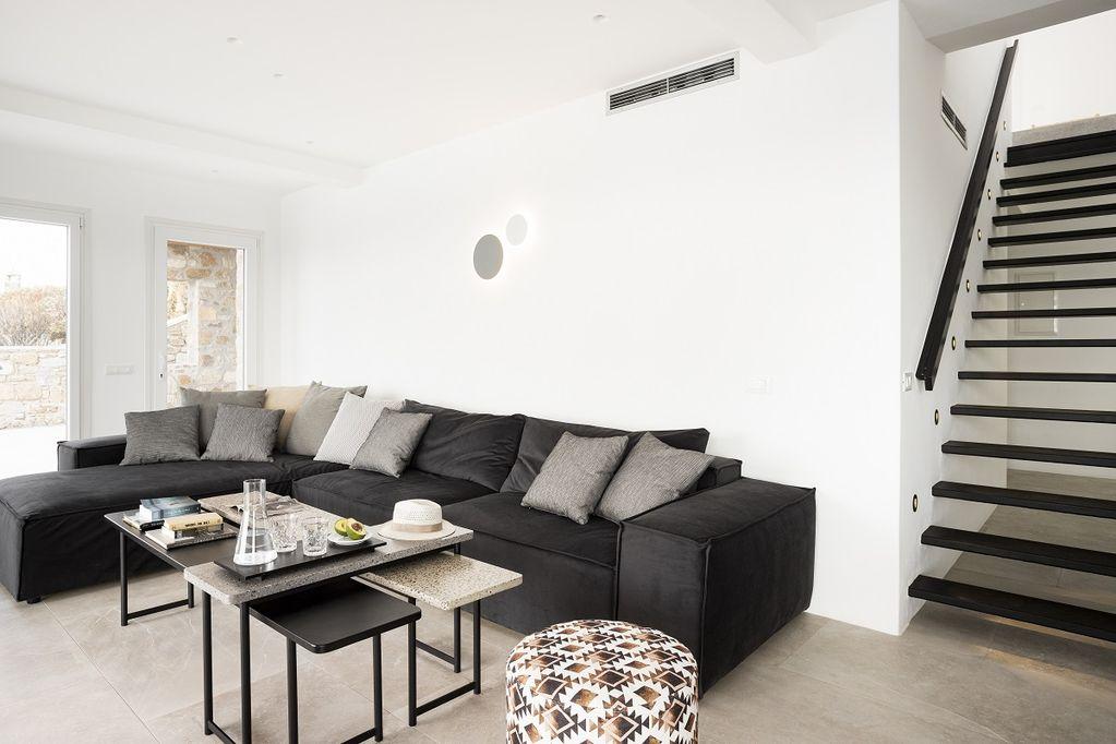 villa del mar mykonos lounge