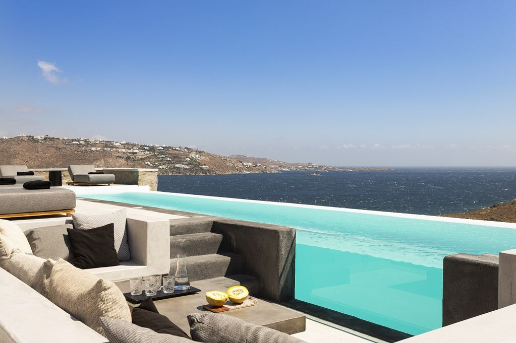 villa del mar mykonos