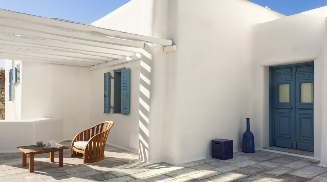 mykonos luxury villas rentals