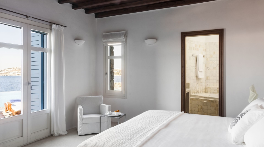 mykonos luxury villas rentals