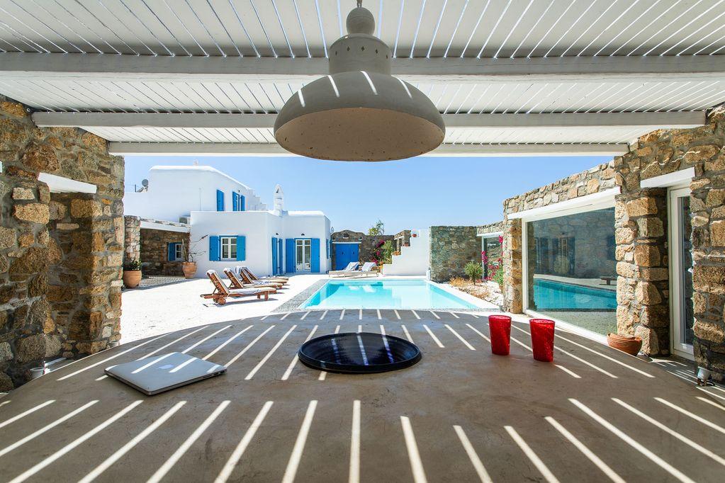 villa fresha ornos
