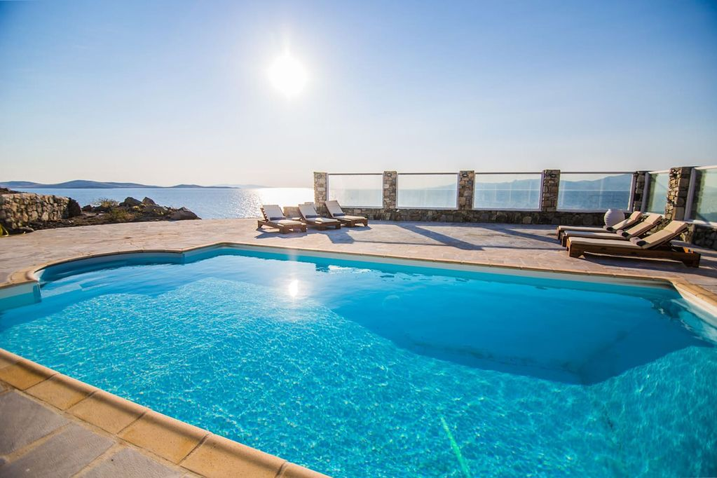 cheap villas mykonos