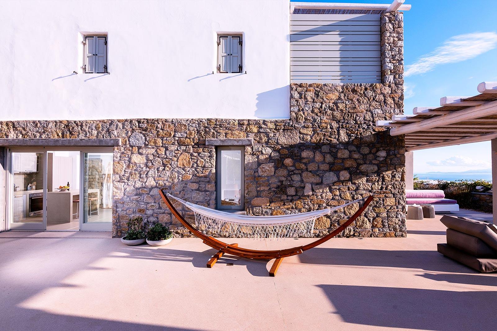 mykonos rocks villas