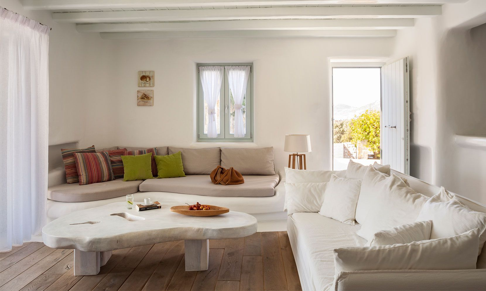 mykonos beach villas