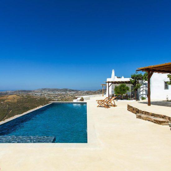 lia beach villas mykonos