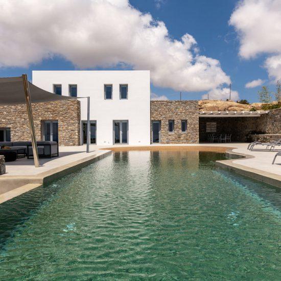 villa agrari private estate