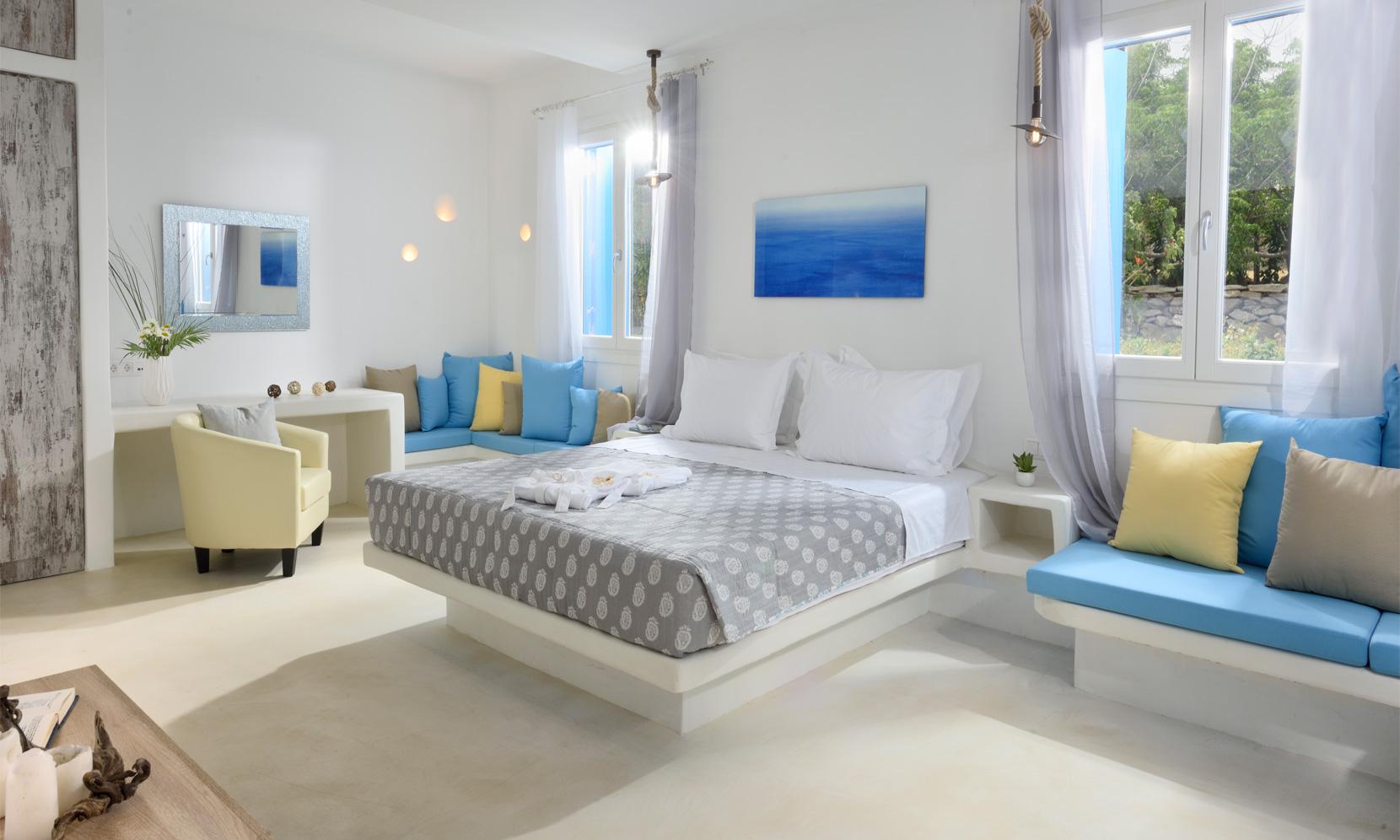 mykonos house rentals