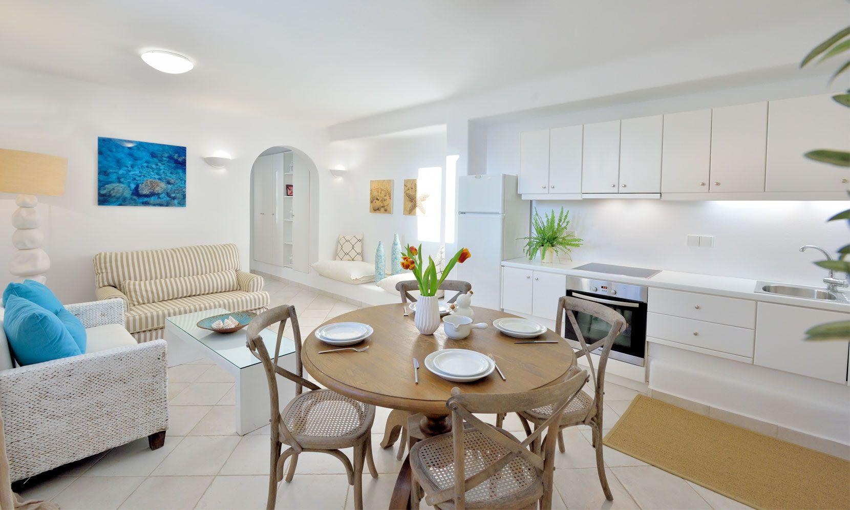 kitchen villa casa azul
