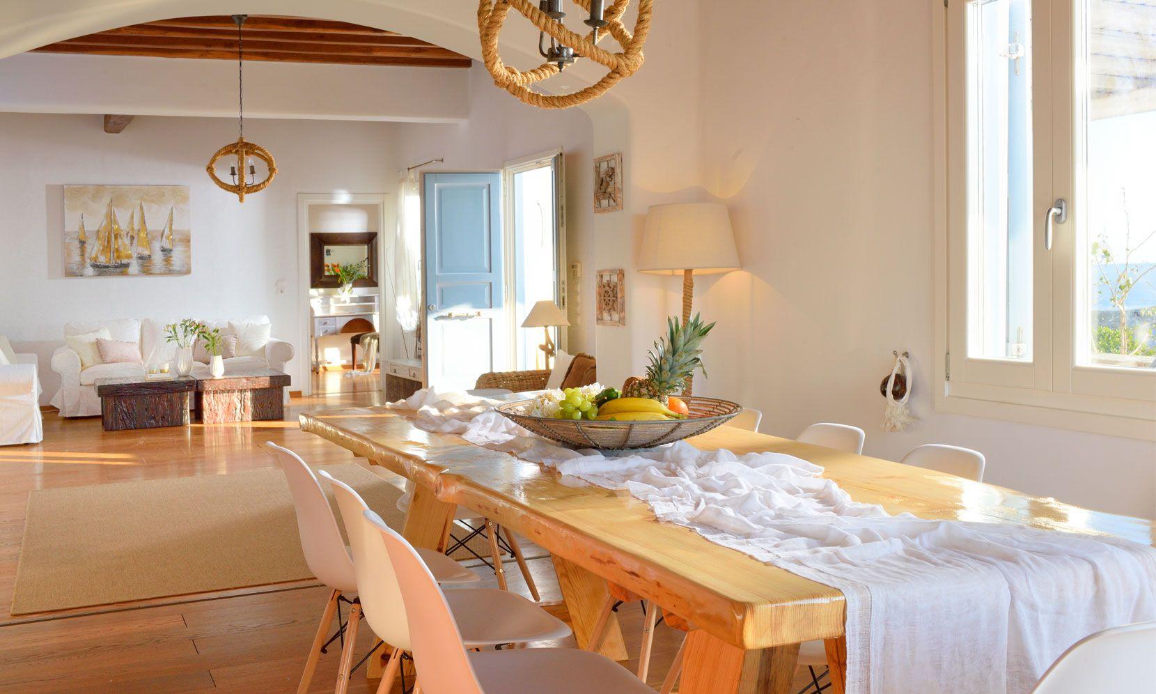 lounge-villa casa azul