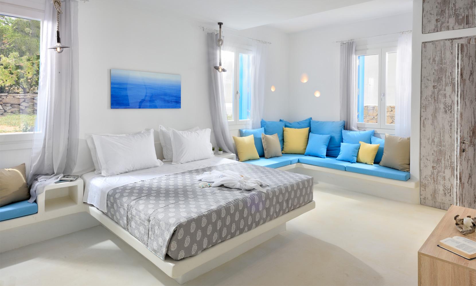 mykonos houses rentals