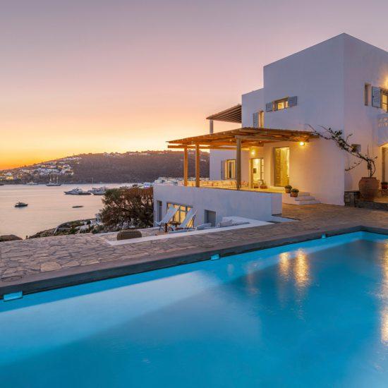 paraga beach villas