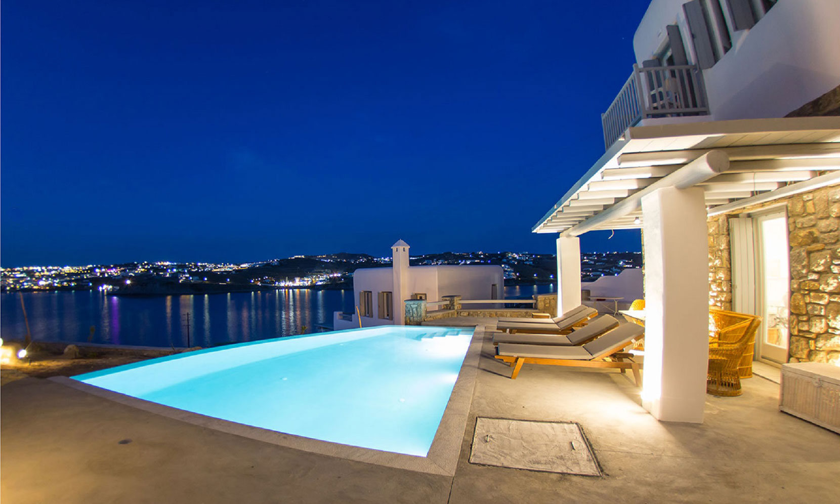 mykonos villas 4 bedrooms