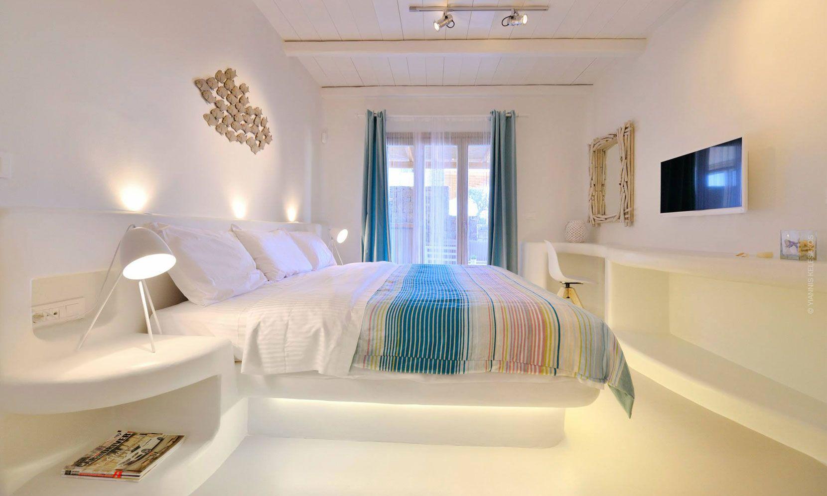 4 bedrooms mykonos