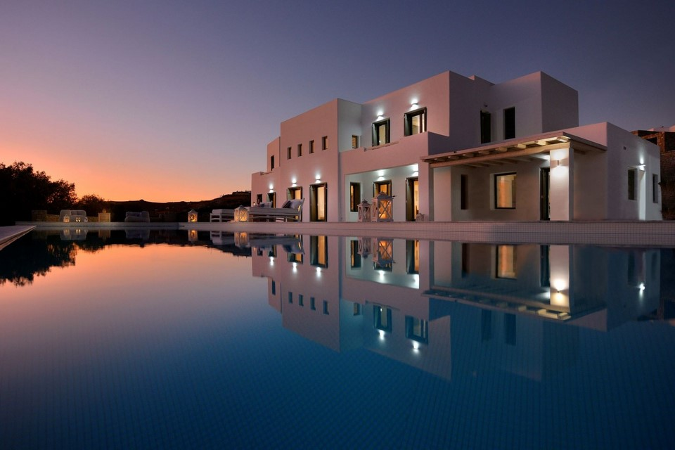 Villa Smarágdi Blue