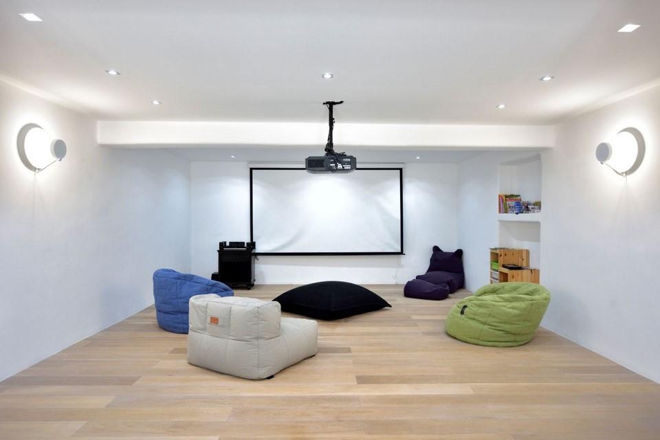 villa interior mykonos