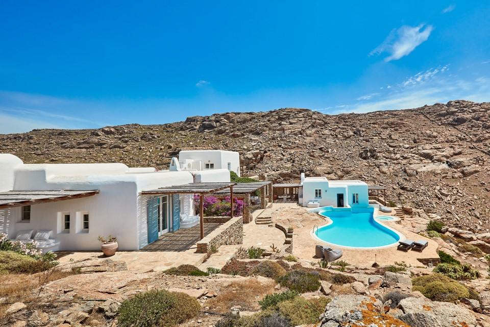 villa agrari view pool