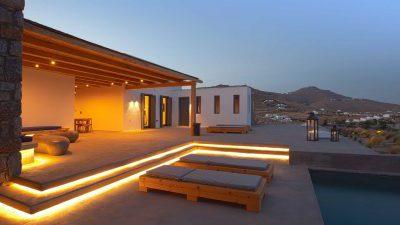 Kalafatis Luxury Villas