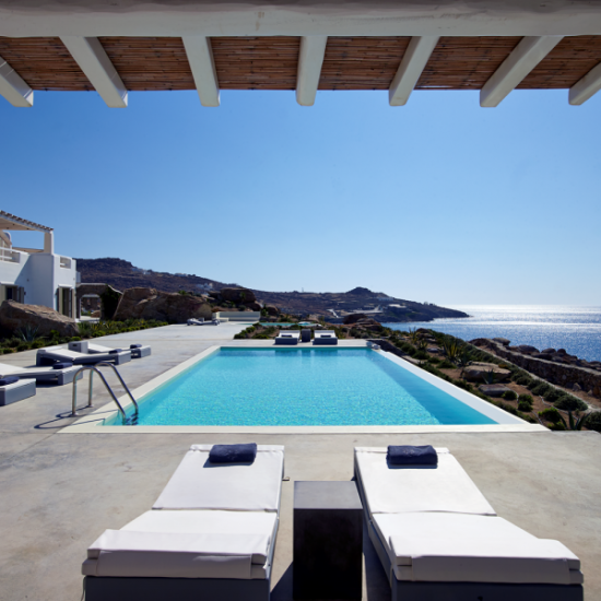 8 bedroom villas mykonos