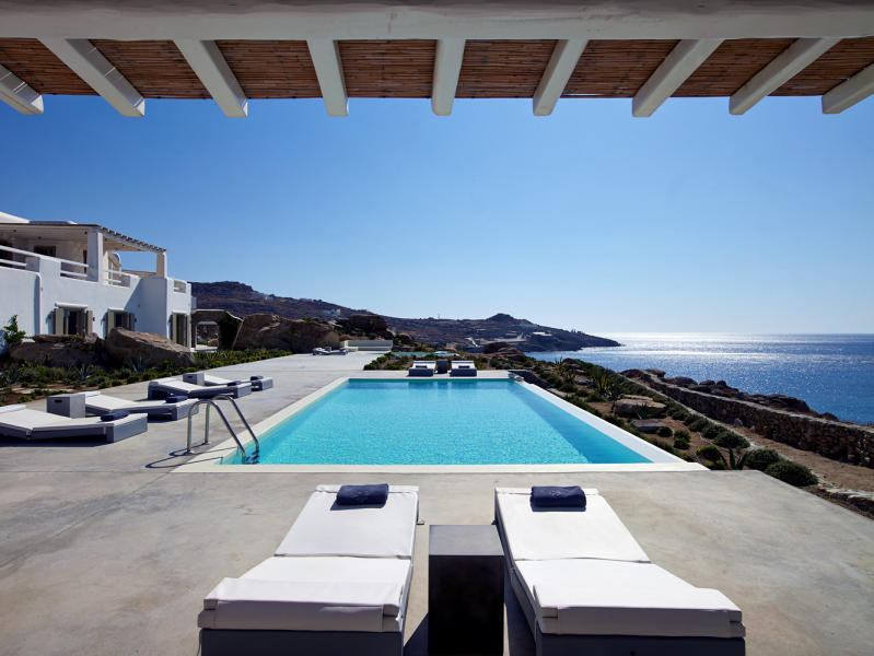 8 bedroom villas mykonos