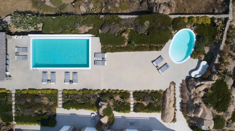 private pools mykonos villas