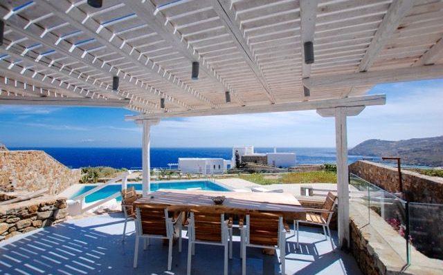 Villa Lilly Elia Beach