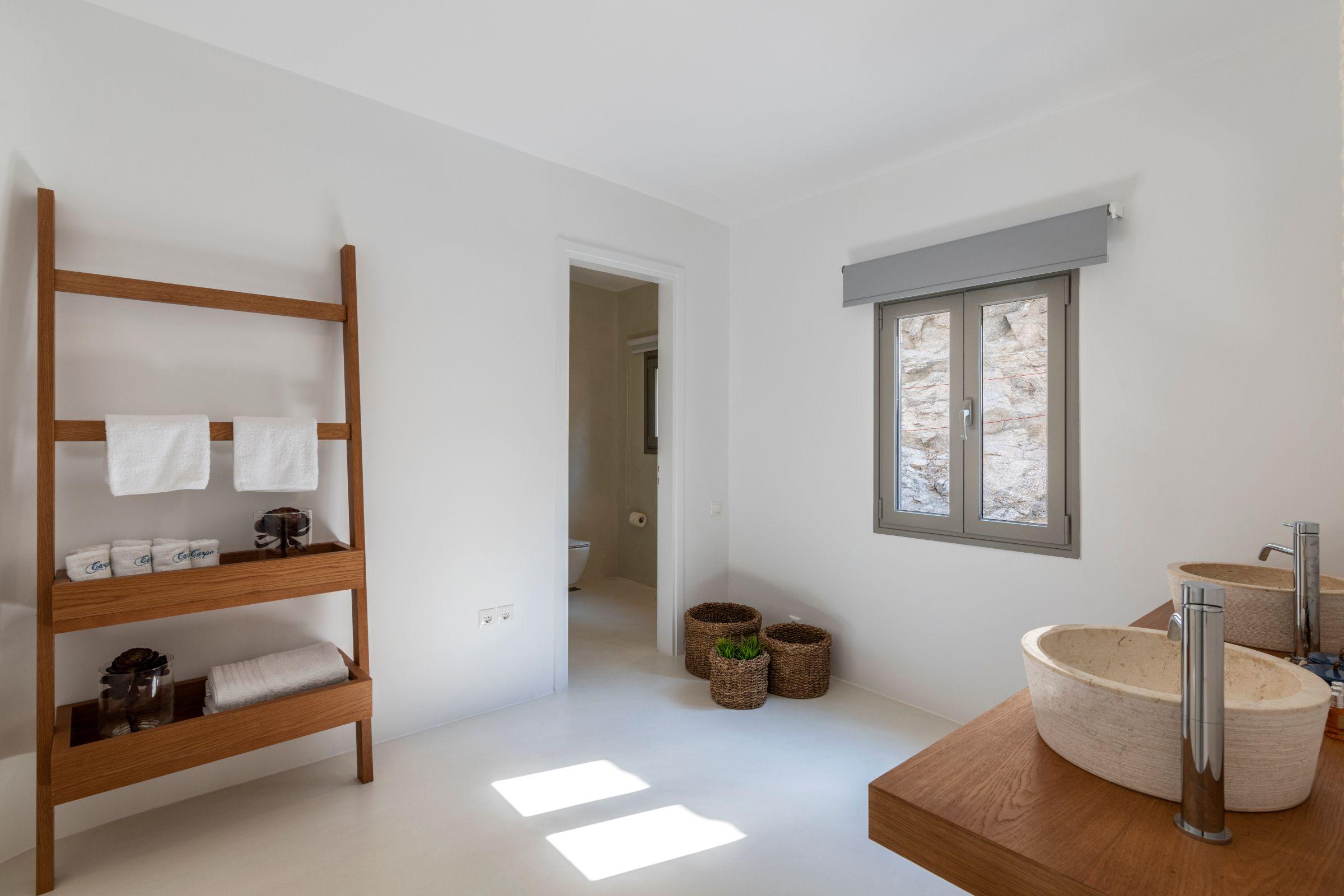 shower villa kastro l kanalia