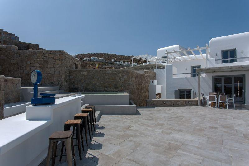 villa julio mykonos