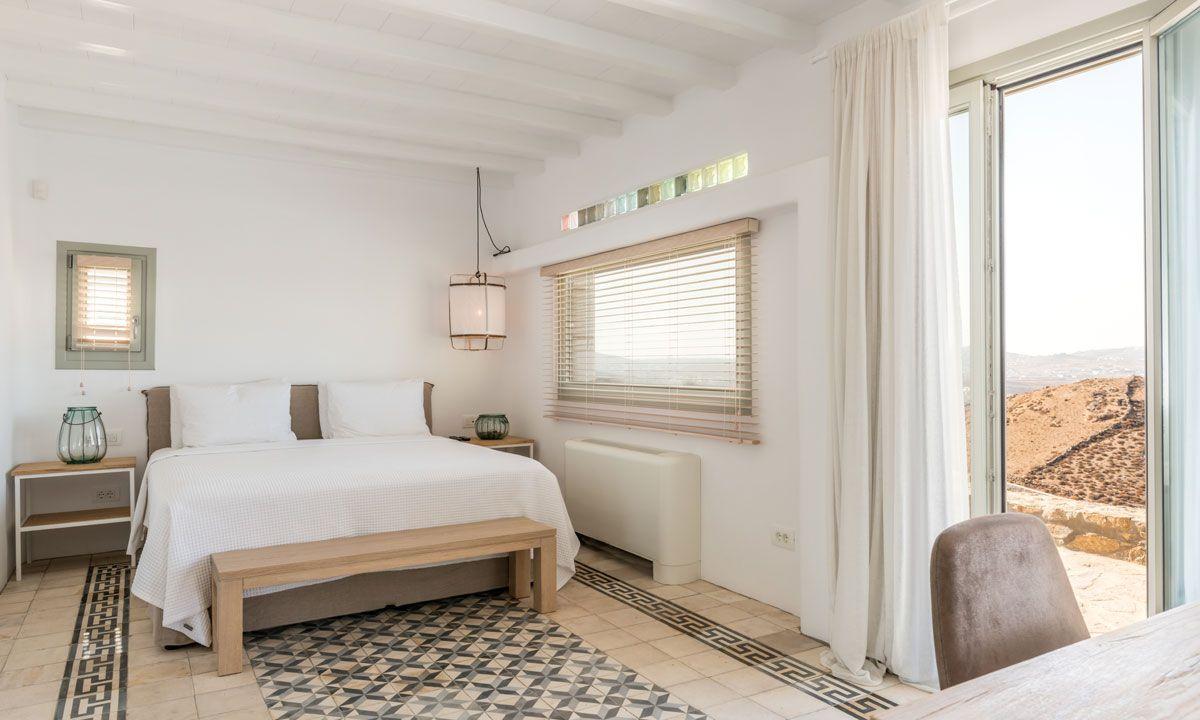 villa ambiente ftelia bedroom