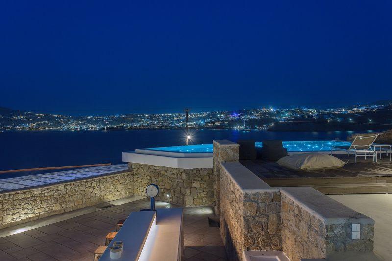 villa julio mykonos terrace